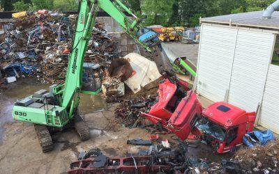 demolizioni veicoli industriali