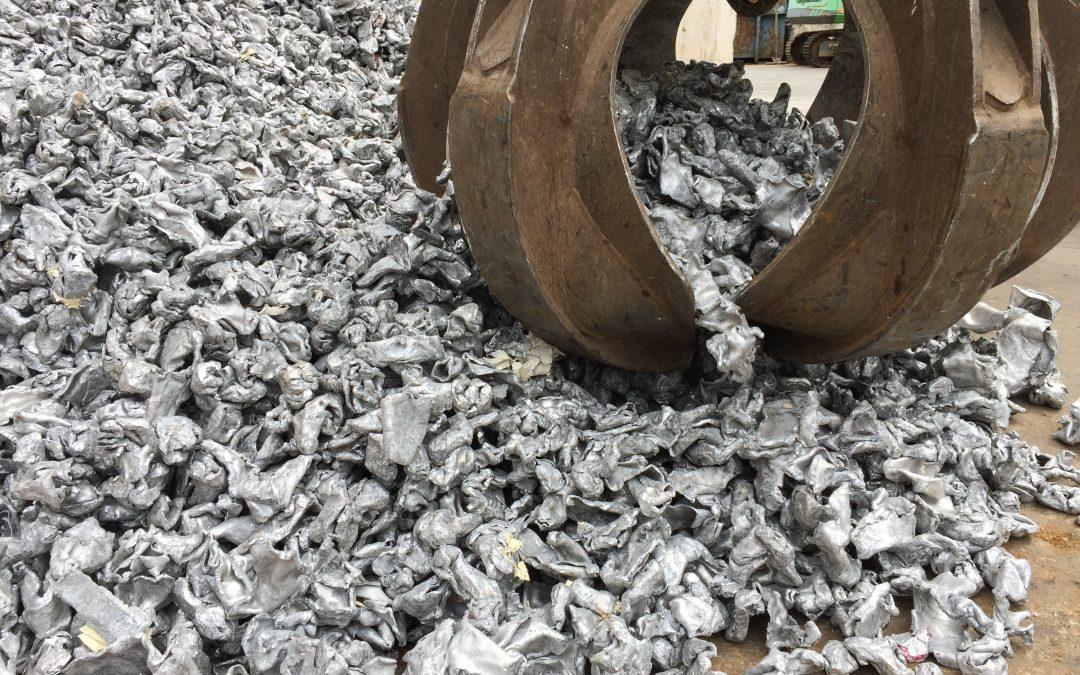 Alluminio pronto forno